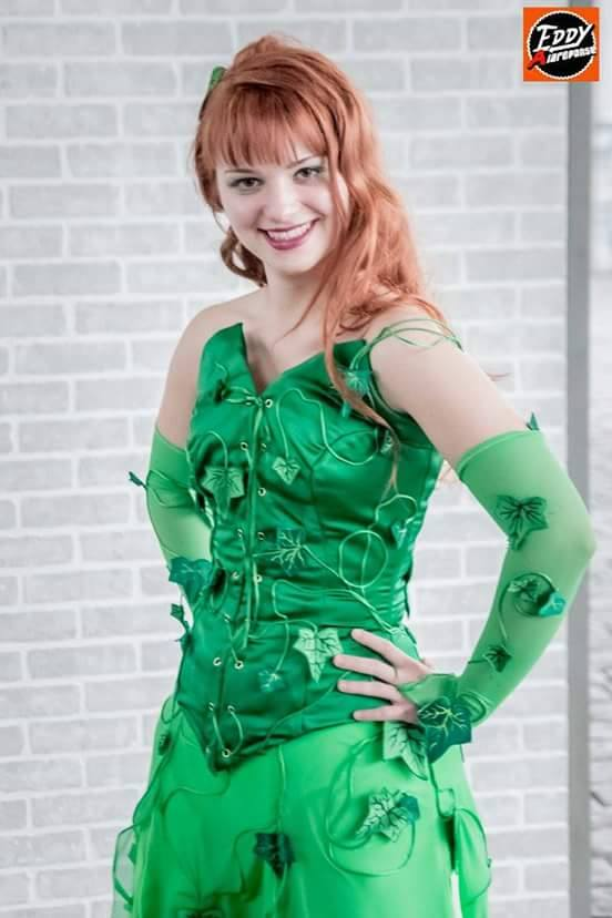 Poison Ivy Pamela Isley