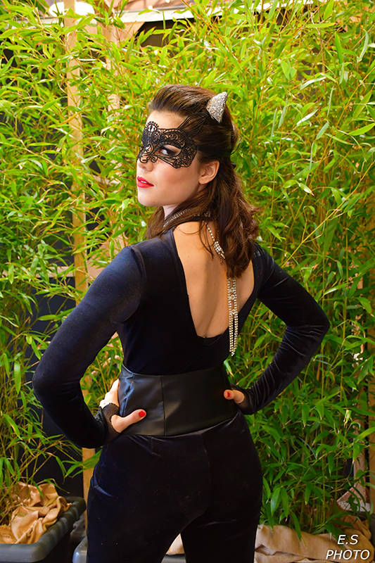 cosplay catwoman il était une fois made in france dc comics sirène gotham batman prestation photographique