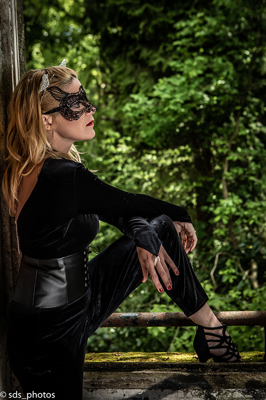 cosplay made in france catwoman dc comics batman