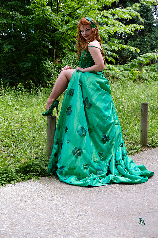 meet up photo photographes poison ivy cosplay dc comics shootings photos costume il était une fois made in france