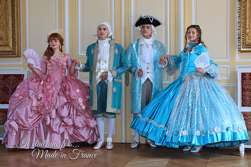 costumes historiques made in france